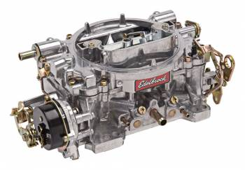Edelbrock - Edelbrock Performer Carburetor 4-Barrel 800 CFM Square Bore - Electric Choke