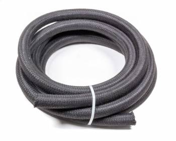 Fragola Performance Systems - Fragola Performance Systems Series 8000 Push-Lite Hose 10 AN 15 ft Braided Nylon/Rubber - Black