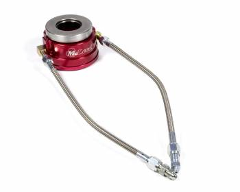 "McLeod - McLeod 1400 Series Throwout Bearing Hydraulic Slip-on -1.250"" ID Braided Stainless Lines - Ford"