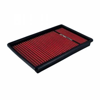 "Spectre Performance - Spectre Performance HPR Air Filter Element Panel 11-3/8 x 7-5/8"" 13/16"" Tall - Reusable Cotton"