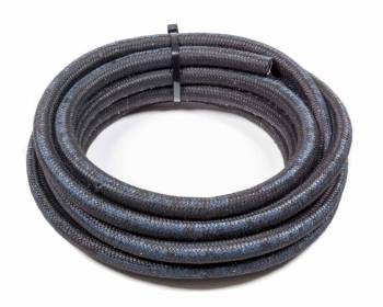 Fragola Performance Systems - Fragola Performance Systems Series 8000 Push-Lite Hose 4 AN 15 ft Braided Nylon/Rubber - Black