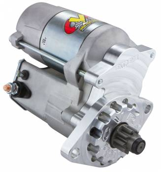 CVR Performance Products - CVR Performance Products Protorque Extreme Starter 5 Position Mounting Block 4.44:1 Gear Reduction Natural - Bert/Brinn Transmissions