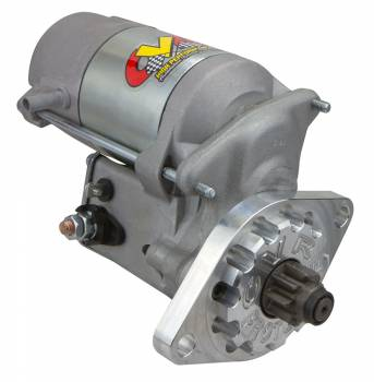 CVR Performance Products - CVR Performance Products Protorque Maximum Starter 5 Position Mounting Block 4.44:1 Gear Reduction Natural - Bert/Brinn Transmissions