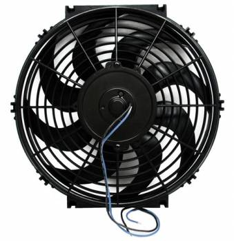 """Proform Performance Parts - Proform Performance Parts High Performance Electric Cooling Fan 12"""" Fan Push/Pull 1200 CFM - Curved Blade"""