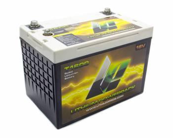 """Lithium Pros - Lithium Pros Lithium-Ion Power Pack Battery 16V 750 Cranking Amps Top Post Screw"""" Terminals - 10.24"""" L x 6.38"""" H x 7.38"""" W"""