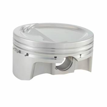 "Bullet Pistons - Bullet Pistons Forged Piston 4.125"" Bore 1.5 x 1.5 x 3 mm Ring Grooves Minus 20.0 cc - Small Block Ford"
