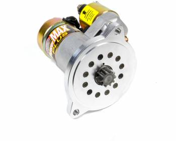 Powermaster Motorsports - Powermaster Motorsports PowerMAX Plus Starter 3.75:1 Gear Reduction Natural 157 Tooth Flywheel - Hitachi-Style