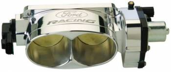 Ford Racing - Ford Racing Cobra Jet Throttle Body 1797 CFM Stock Flange 65 mm Twin Blade - Aluminum