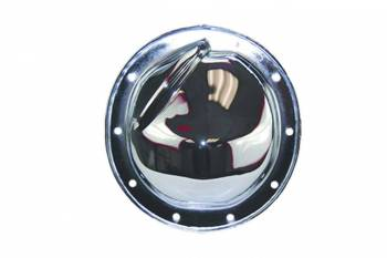 "Specialty Chrome - SPECIALTY CHROME Steel Differential Cover Chrome - GM 8.2"" 10 Bolt"