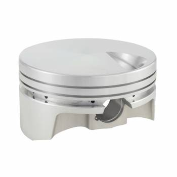 "Bullet Pistons - Bullet Pistons Forged Piston 4.560"" Bore 1/16 x 1/16 x 3/16"" Ring Grooves Minus 3.4 cc - Big Block Chevy"