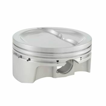 """Bullet Pistons - Bullet Pistons Forged Piston 4.125"""" Bore 1.5 x 1.5 x 3 mm Ring Grooves Minus 20.5 cc - Small Block Chevy"""