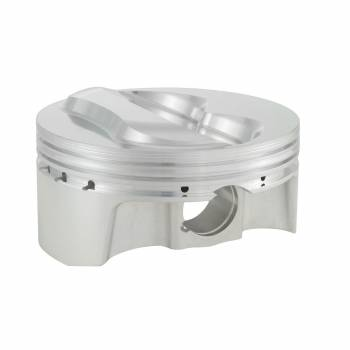 """Bullet Pistons - Bullet Pistons Forged Piston 4.155"""" Bore 1.5 x 1.5 x 3 mm Ring Grooves Plus 5.1 cc - Small Block Chevy"""