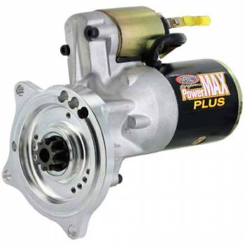Powermaster Motorsports - Powermaster Motorsports PowerMAX Starter 3.7:1 Gear Reduction Natural Ford Y-Block - Each