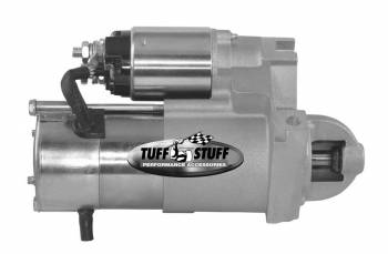 Tuff Stuff Performance - Tuff Stuff Performance Mini Starter Starter 4.40:1 Gear Reduction Natural Chevy V6/V8 - Each