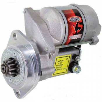Powermaster Motorsports - Powermaster Motorsports XS Torque Starter 4.4:1 Gear Reduction Natural Buick Nailhead - Each
