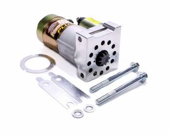 Powermaster Motorsports - Powermaster Motorsports PowerMAX Plus Starter 3.75:1 Gear Reduction Natural 168Tooth Flywheel - GM LS-Series