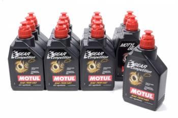 Motul - Motul Gear Competition Gear Oil 75W140 Limited Slip Additive Synthetic - 1 L