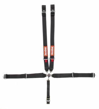 RaceQuip - RaceQuip Sportsman Harness 5 Point Cam Lock SFI-16.1