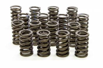 "Isky Cams - Isky Cams Single Spring/Damper Valve Spring 250 lb/in Spring Rate 0.960"" Coil Bind 1.430"" OD - Set of 16"