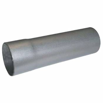 "Flowmaster - Flowmaster Straight Exhaust Pipe Extension 3"" Diameter 10"" Long 1 End Expanded - Steel"