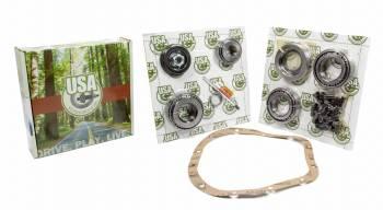 "Yukon Gear & Axle - Yukon Gear & Axle USA Standard Differential Rebuild Kit Bearings Seals O-Rings - Sterling 10.5"""