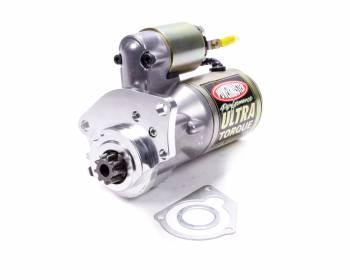 Powermaster Motorsports - Powermaster Motorsports Ultra Torque Starter 4.4:1 Gear Reduction Natural No Nose Cone - Mopar V8
