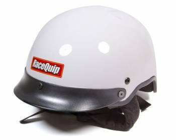 RaceQuip - RaceQuip Crew Helmet White - X-Large
