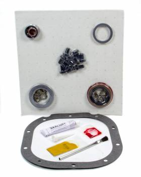 "Richmond Gear - Richmond Gear Cover Gasket/Crush Sleeve/Pinion Seal/Pinion Shims Differential Installation Kit 8.8"" Ring Gear - Ford 8.8"""