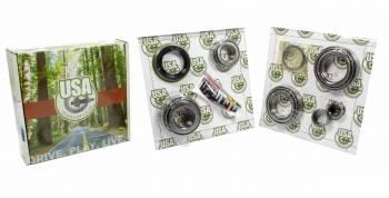 Yukon Gear & Axle - Yukon Gear & Axle USA Standard Differential Rebuild Kit Bearings Seals O-Rings - GM 14 Bolt
