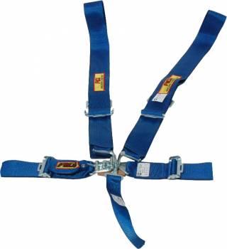 RCI - RCI 5 Point Harness Latch and Link SFI-16.1 Pull Down Adjust - Bolt-On/Wrap Around