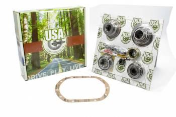 Yukon Gear & Axle - Yukon Gear & Axle USA Standard Differential Rebuild Kit Bearings Seals O-Rings - Front