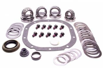Ford Racing - Ford Racing Complete Differential Installation Kit Bearings/Crush Sleeve/Gaskets/Hardware/Seals/Shims/Marking Compound - Ford 8.8""