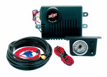 Air Lift - Air Lift Suspension Air Compressor 160 psi Max 12V Single Gauge - Controls/Pressure Sensor