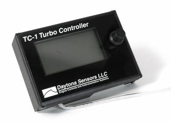 Daytona Sensors - Daytona Sensors TC-1 Boost Controller Programmable Boost Gauge Electric - Digital