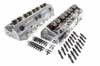 "Airflow Research (AFR) - Airflow Research (AFR) Eliminator Race Cylinder Head Assembled 2.08/1.60"" Valves 210 cc Intake - 65 cc Chamber"