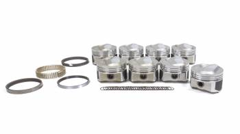 """ProTru by Wiseco - ProTru by Wiseco Chevy Big Block Dome Piston Forged 4.310"""" Bore 1/16 x 1/16 x 3/16"""" Ring Grooves - Plus 21 cc"""