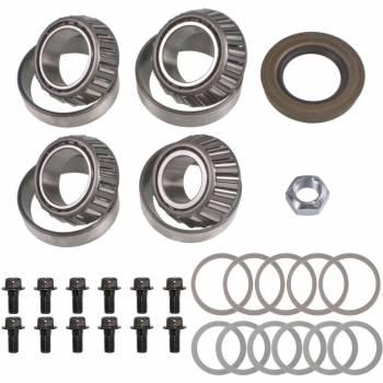 "Motive Gear - Motive Gear Master Differential Install Kit Bearings/Crush Sleeve/Gaskets/Hardware/Seals/Shim/Thread Loc 8.750"" Ring Gear 742 Case - Mopar 1955-60"