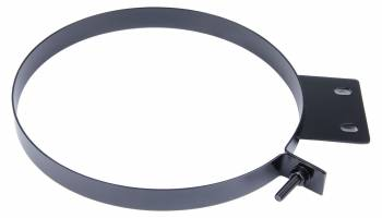 """Pypes Performance Exhaust - Pypes Performance Exhaust Stack Clamp Exhaust Clamp 10"""" Diameter Stainless Black - Each"""