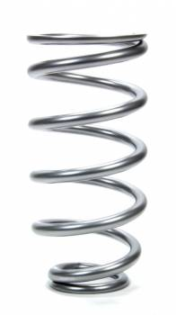 "QA1 Precision Products - QA1 Precision Products Coil-Over Coil Spring 4.125"" ID 11.0"" Length 300 lb/in Spring Rate - Silver Powder Coat"