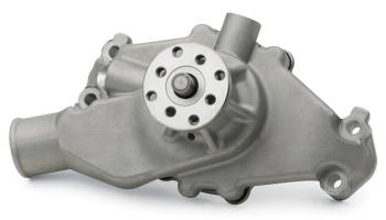 "Proform Performance Parts - Proform Performance Parts Mechanical Water Pump High Flow 5/8"" Shaft Short Design - Aluminum"