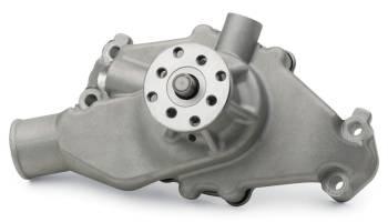 "Proform Performance Parts - Proform Performance Parts Mechanical Water Pump High Flow 5/8"" Shaft Short Design - Aluminum"