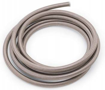 Russell Performance Products - Russell Performance Products Powerflex Hose 6 AN 15 ft Braided Stainless - PTFE