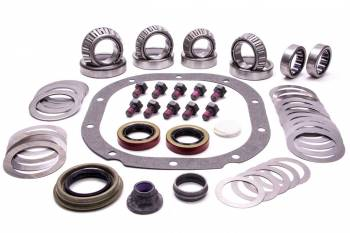 """Ford Racing - Ford Racing Complete Differential Installation Kit Bearings/Crush Sleeve/Gaskets/Hardware/Seals/Shims/Marking Compound - Ford 8.8"""""""