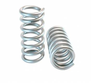 """Belltech - Belltech 2-1/2"""" Lowering Suspension Spring Kit 2 Coil Springs Silver Powder Coat Front - Mitsubishi Compact Truck 1983-96"""