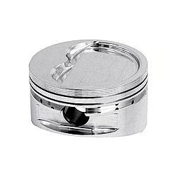 """JE Pistons - JE Pistons 23 Degree Extreme Duty Piston Forged 4.155"""" Bore 1/16 x 1/16 x 3/16"""" Ring Grooves - Minus 28.0 cc"""