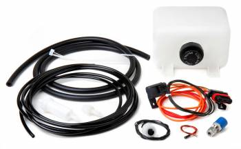 Holley Performance Products - Holley Performance Products Reservior/Hose/Wiring Harness/Filter/Fittings Included Water Injection Installation Kit Holley Water Injection Systems