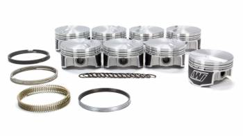 """Wiseco - Wiseco LS Standard Stroke Piston and Ring Forged 4.030"""" Bore 1.2 x 1.2 x 3.0 mm Ring Groove - Minus 3.2 cc"""
