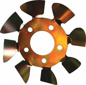 """Ultra Cool Brake Fans - Ultra Cool Brake Fans Driver Side Brake Cooling Fan Hub Mounted 11-1/2"""" Diameter 5 x 4-1/2 to 5-1/8 - 5/8"""" Studs"""