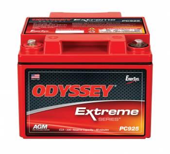 """Odyssey Battery - Odyssey Battery AGM Battery 12V 330 Cranking Amps Female Terminals - 6.64"""" L x 5.04"""" H x 7.05"""" W"""