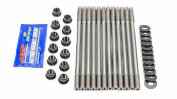 ARP - ARP Cylinder Head Stud 12 Point Nuts Chromoly Black Oxide - Subaru EJ-Series